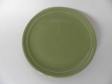 Oliivi -kakkulautanen vihreä