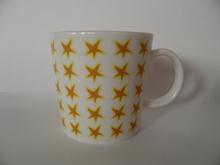 Keltaiset tähdet -muki Arabia