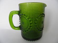 Grapponia -kaadin vihreä Riihimäen lasi