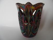 Carneval glass Vase