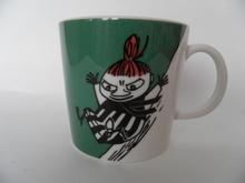 Moomin Mug Little My Sliding