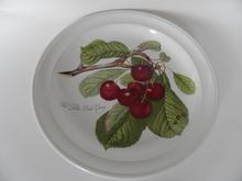 Pomona Portmeirion lautanen 18,8 cm Tumma kirsikka