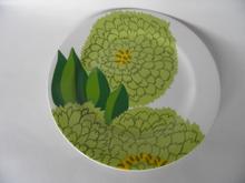Primavera -lautanen vaaleanvihreä Iittala