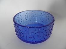 Grapponia -jälkiruokakulho sininen