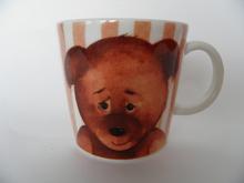Teddy Bear Mug Sulo Arabia