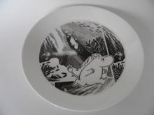 Muumi-lautanen Seikkailu