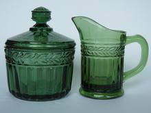 Kara -Sokerikko ja kermakko, vihreä