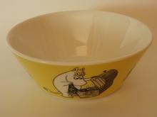 Moomin Bowl Snorkmaiden yellow