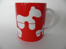 Pony Mug red Eero Aarnio