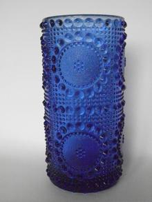 Grapponia -maljakko sininen