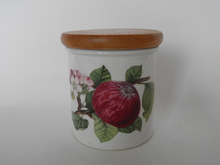 Pomona Portmeirion Spice Jar Apple SOLD OUT