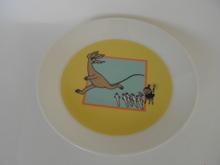 Moomin Plate Running