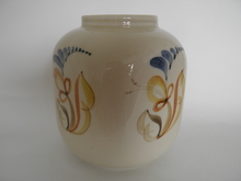 Vase handpainted Arabia