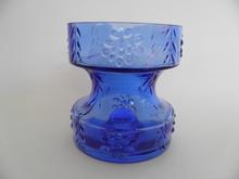 Arctic raspberry Vase/Candleholder blue