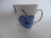 Illusia Mug lightblue Arabia