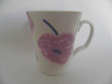 Illusia -muki vaalea lila Arabia