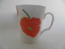 Illusia Mug orange Arabia