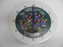 Wall Clock Tuohikulttuuria Heljä Liukko-Sundström
