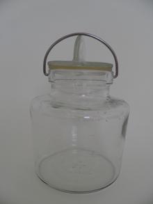 Glass Jar 1 l Ole Palsby