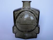 Locomotive Bottle brown