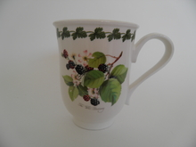 Pomona Portmeirion Mug Blackberry