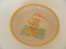 Children's Plate Teddybear Pentik