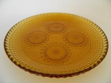 Grapponia -lautanen 22,3 cm ruskea