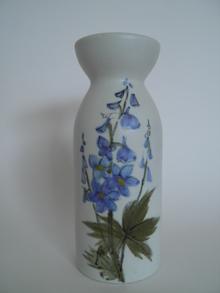 Maljakko Sinisiä kukkia HLA