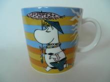 Moomin Mug On the Beach