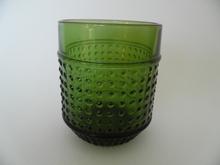 Barokki -juomalasi vihreä