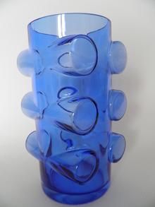 Pablo Blue Vase by Erkkitapio Siiroinen