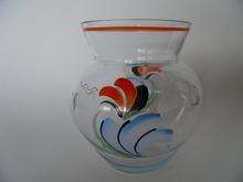 Vase Handpainted Kumela