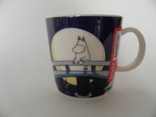 Moomin Mug Winter Night