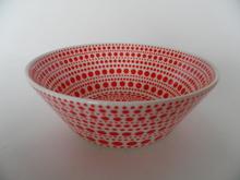 Kulku syvä lautanen punainen Iittala