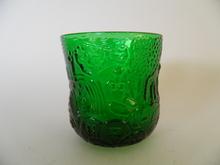 Fauna pieni vihreä lasi