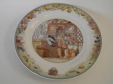 Foxwood Tales Plate Autumn