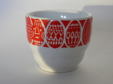Kauno Eggcup red Arabia