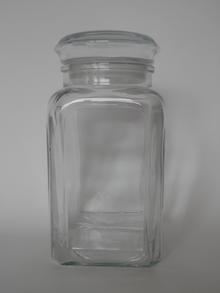 Kantti -purkki, 1,4 l  kirkas
