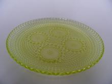 Grapponia -lautanen 23,3 cm keltainen