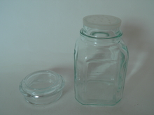 Kantti Spice Jar clear glass
