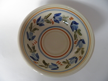 Blue Flowers Bowl Arabia