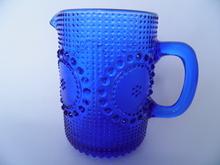 Grapponia -kaadin sininen Riihimäen lasi