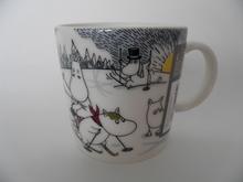 Moomin Mug Skiing with Mr Brisk