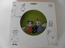 Moomin Plate Thingumy and Bob 2-side