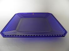 Bökars -lautanen suuri sininen