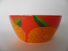 Primavera Bowl red-orange Iittala