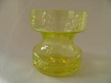 Mesimarja Vase/Candleholder yellow Tamara Aladin