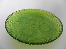 Grapponia -lautanen vihreä