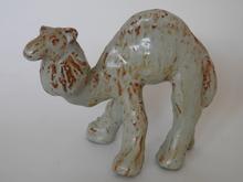 Kameli -figuuri Kupittaan savi