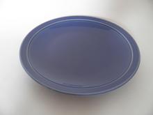 Mansikka -sarjan sininen kakkulautanen Pentik